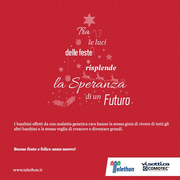 Buon Natale e Felice Anno nuovo da Visottica-Comotec